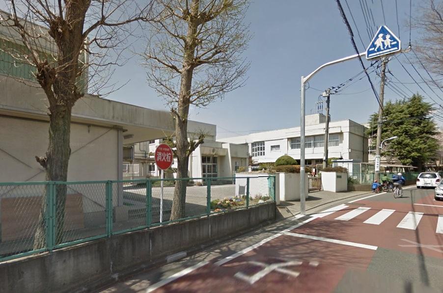 清瀬小学校:約850m