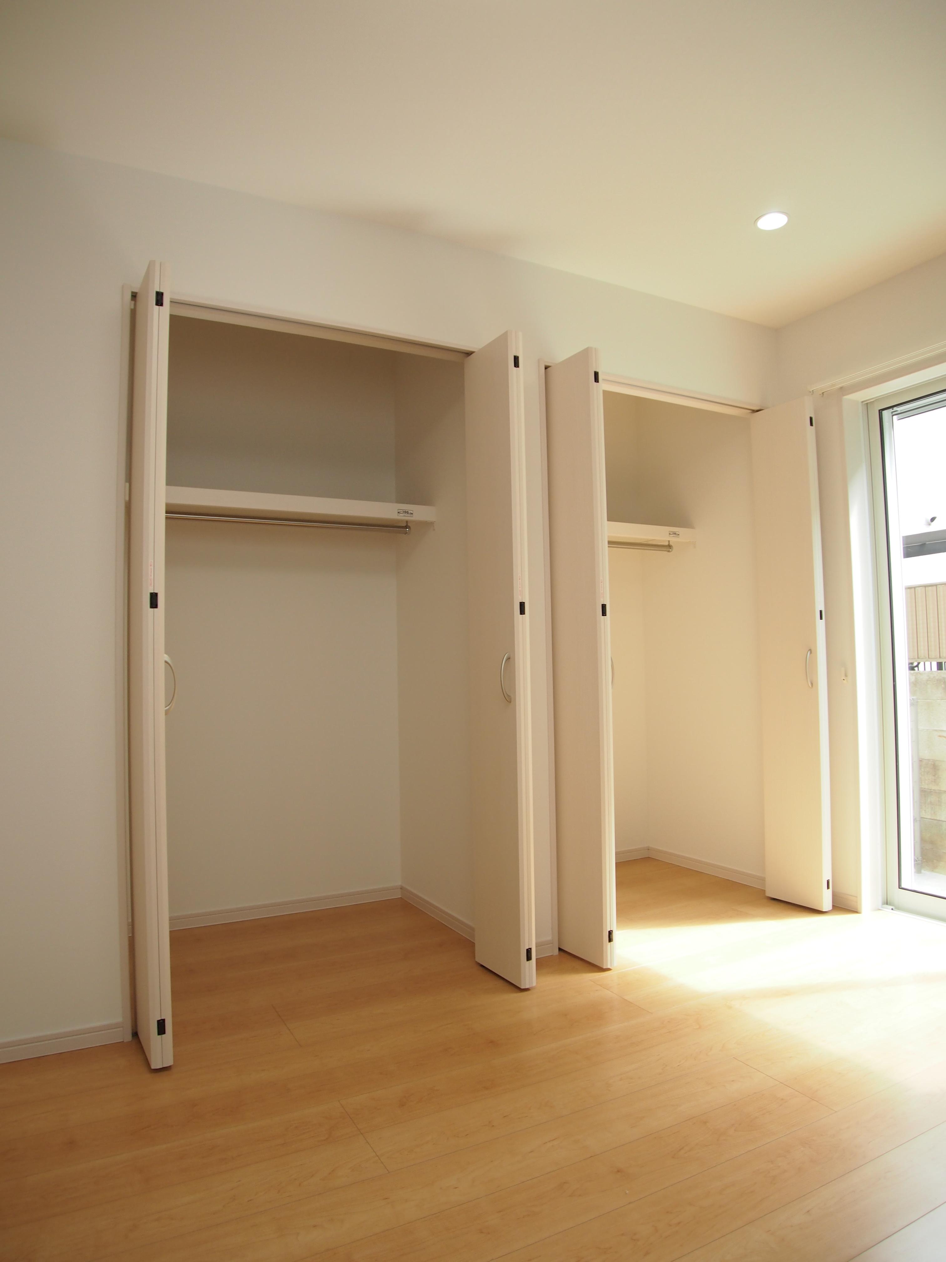 1階のお部屋収納